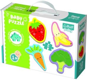 Puzle Trefl Baby Vegetables & Fruits, 8 gab.