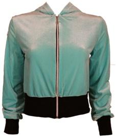 Džemperi Bars Womens Sport Jacket Green/Black 77 L