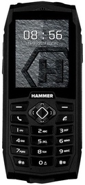 MyPhone HAMMER 3 Plus Dual Black