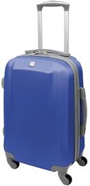 Чемодан Wenger Swissgear, синий, 91.7 л, 470x295x715 мм