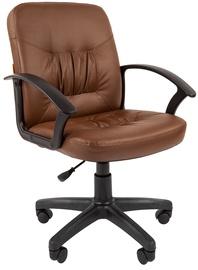 Офисный стул Chairman, коричневый