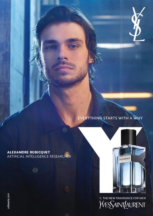 Yves Saint Laurent Y For Men 60ml EDT