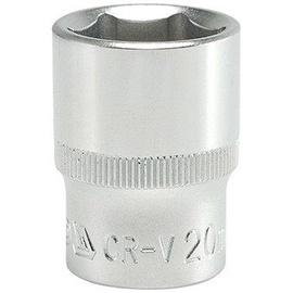 Yato Hexagonal Socket 1/2'' 20mm