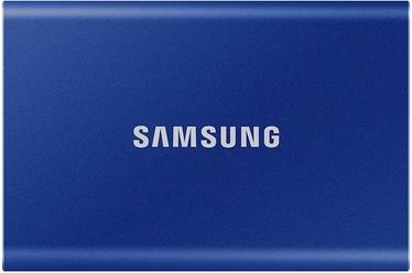 Samsung T7 Portable SSD 2TB Blue
