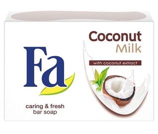 Fa Coconut Milk 90g Bar Soap1