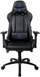 Spēļu krēsls Arozzi Verona Signature PU Black / Blue Logo