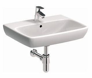 Kolo Nova Pro Washbasin 60x46cm White