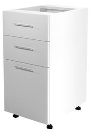 Нижний кухонный шкаф Halmar Vento DS3-40/82 Honey Oak, 400x520x820 мм