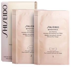 Sejas maska Shiseido Benefiance Pure Retinol Intensive Revitalizing Face Mask, 4 + 4 gab.