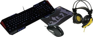 Игровая клавиатура iBOX IZGSET1 EN