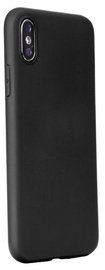 TakeMe Soft Back Case With Magnet Element For Samsung Galaxy S10 Black