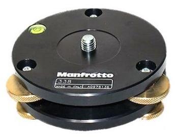 Līmenis Manfrotto Levelling Base 338