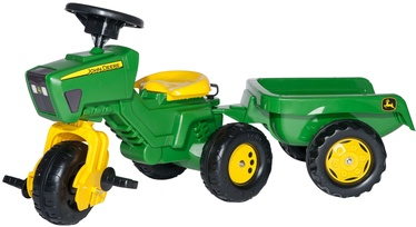Rolly Toys Trac John Deere Green/Yellow 052769