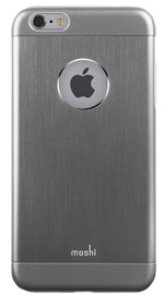Moshi iGlaze Armour Snap-on Case For iPhone 6 Gunmetal Gray