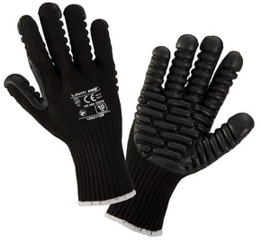 Lahti Gloves Anti-Vibration Black XL