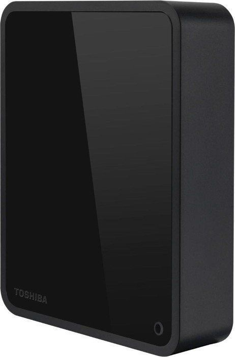 "Toshiba Canvio for Desktop 3.5"" 4TB Black HDWC340EK3JA"