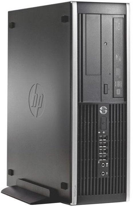 Stacionārs dators HP Compaq 8100 Elite SFF, Intel® Core™ i5, GeForce GTX 1050 Ti
