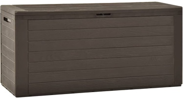 Dārza kaste VLX Garden Storage Box 49443, 290 l, 440 mm x 1160 mm x 550 mm