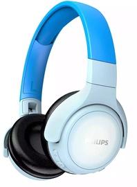 Беспроводные наушники Philips TAKH402, синий