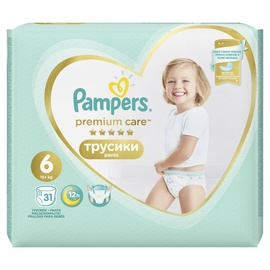 Pampers Pants Premium Care S6 31