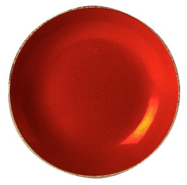 Porland Seasons Cous Cous Plate D26cm Red