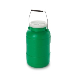 SN Can With A Lid 12l Green