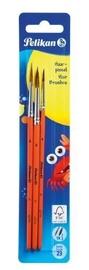 Pelikan Hair Brushes Set 4/6/8 3pcs