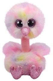 Mīkstā rotaļlieta TY Flamingo, 24 cm