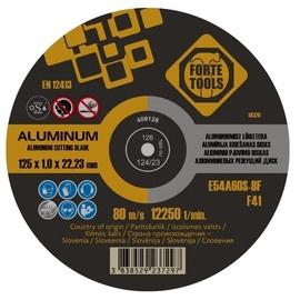 Пильный диск Forte Tools 406432, 125 мм x 1 мм