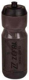 Zefal Sense Grip 80 Smoked Black With Black Print 0.8l