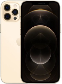 Mobilais telefons Apple iPhone 12 Pro Max Gold, 256 GB
