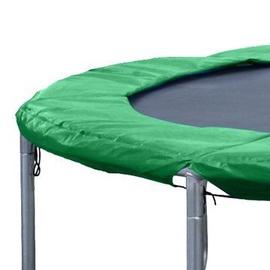 Atsperu aizsardzības paklājs Evelekt Trampoline Protective 304cm Green