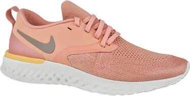 Nike Odyssey React Flyknit 2 Shoes AH1016-602 Pink 40.5