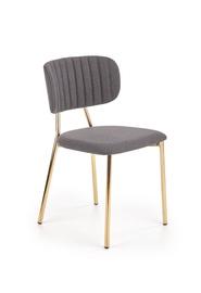 Стул для столовой Halmar K362 Grey/Gold, 1 шт.