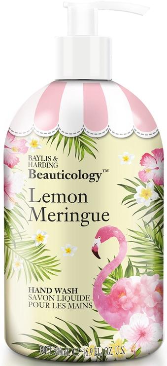 Baylis & Harding Beauticology Hand Wash 500ml Flamingo Lemon Meringue