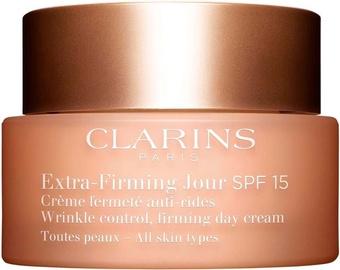 Sejas krēms Clarins Extra-Firming Day Cream SPF15, 50 ml