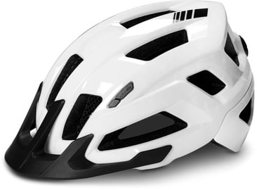 Cube Steep Helmet Glossy White S
