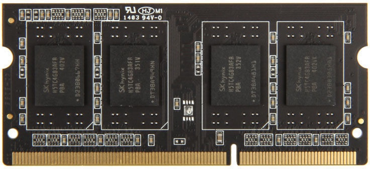 Operatīvā atmiņa (RAM) Team Group Elite TED3L8G1600C11-S01 DDR3L (SO-DIMM) 8 GB CL11 1600 MHz