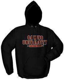 GamersWear Gaming University Hoodie Black S