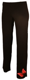 Bars Womens Trousers Black 142 S