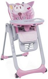Chicco Polly 2 Start Highchair Miss Pink