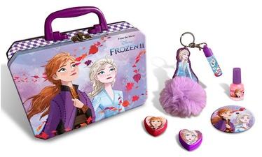Frozen II Metallic Beauty Case 6pcs Set