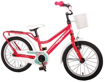 Детский велосипед Volare Brilliant 91662, красный, 16″