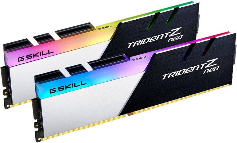 G.SKILL Trident Z Neo 16GB 3600MHz CL16 DDR4 KIT OF 2 F4-3600C16D-16GTZN