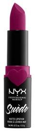 Lūpu krāsa NYX Suede Matte Sweet Tooth, 3.5 g