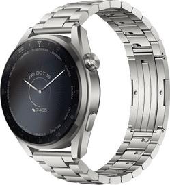 Умные часы Huawei Watch 3 Pro Titanium, серебристый