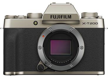 Sistēmas fotoaparāts Fujifilm X-T200 Body Champagne Gold