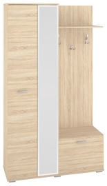 ML Meble Hallway Unit PRZ117-01 Sonoma Oak