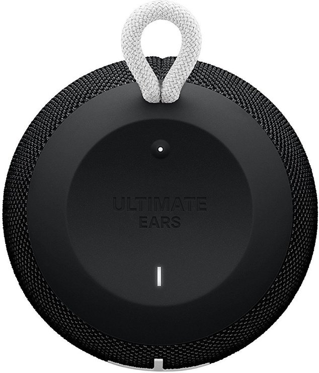 Беспроводной динамик Logitech Ultimate Ears Wonderboom Phantom Black