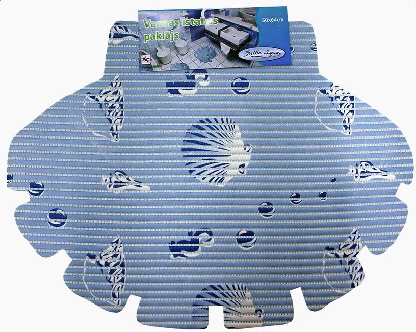 Baltic Aqua Rug 50x64cm